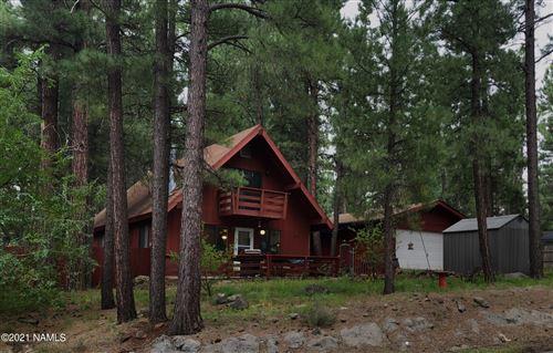 Photo of 3189 Toho Trail, Flagstaff, AZ 86005 (MLS # 187243)