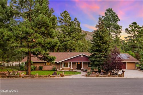 Photo of 3714 N Paradise Road, Flagstaff, AZ 86004 (MLS # 187276)