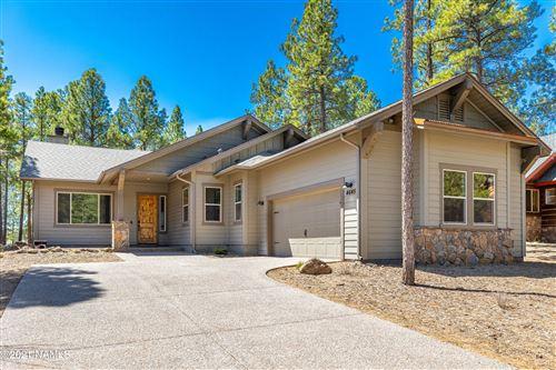 Photo of 4645 W Braided Rein, Flagstaff, AZ 86005 (MLS # 185310)