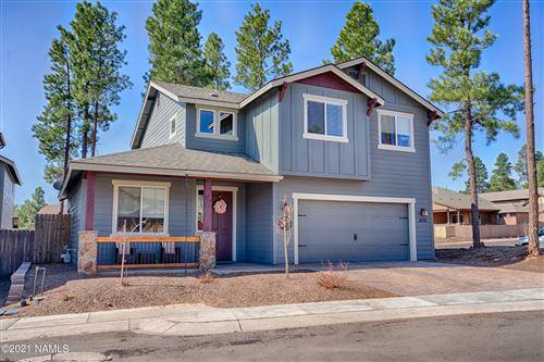 Photo of 2599 W Pollo Circle, Flagstaff, AZ 86001 (MLS # 185313)