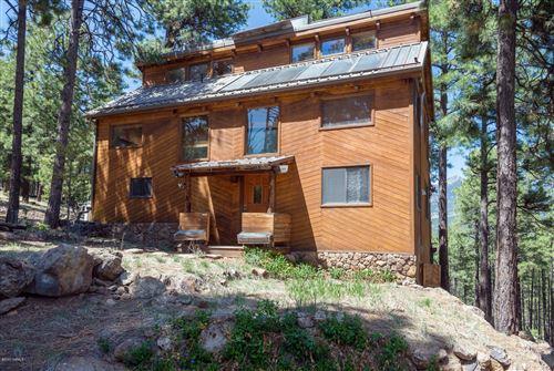 Photo of 5025 Hidden Hollow Road, Flagstaff, AZ 86001 (MLS # 181318)
