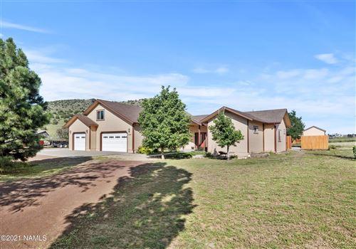 Photo of 7745 Hutton Ranch Road, Flagstaff, AZ 86004 (MLS # 187322)