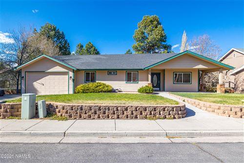 Photo of 6346 E Abineau Canyon Drive, Flagstaff, AZ 86004 (MLS # 185325)