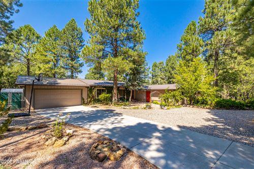Photo of 2781 N Oakmont Drive, Flagstaff, AZ 86004 (MLS # 187337)