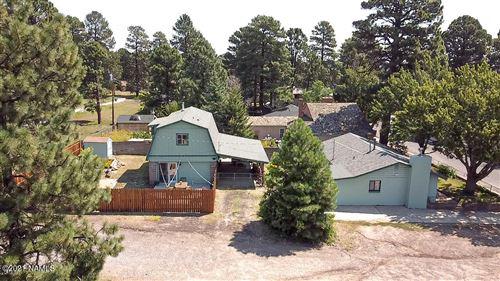Photo of 3120 E Mount Elden Drive, Flagstaff, AZ 86004 (MLS # 187340)