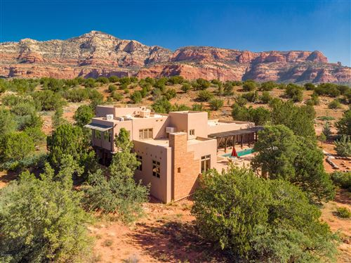 Photo of 140 Bear Mountain Road, Sedona, AZ 86336 (MLS # 179345)
