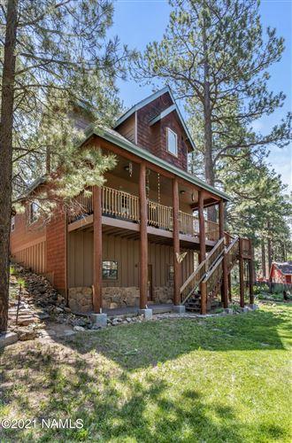 Photo of 3517 Ponca, Flagstaff, AZ 86005 (MLS # 186351)