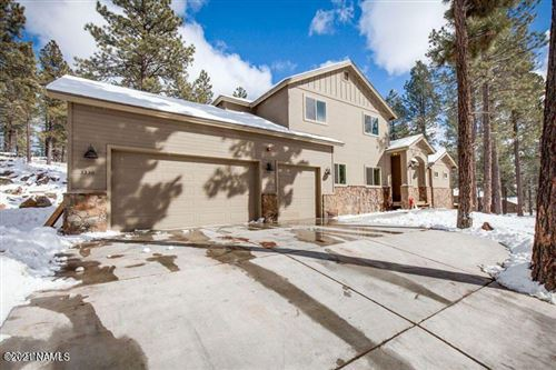 Photo of 3330 Granite Ridge #Lot 4, Flagstaff, AZ 86001 (MLS # 185352)