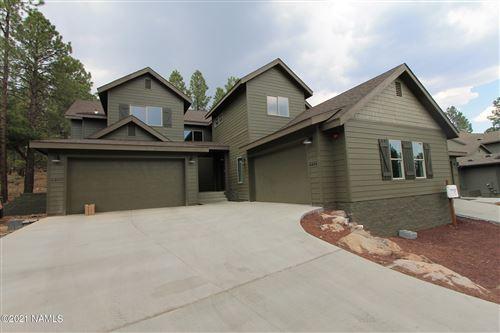 Photo of 4804 W Braided Rein, Flagstaff, AZ 86005 (MLS # 186353)
