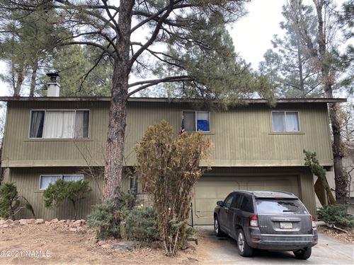Photo of 792 N Canyon Terrace Drive, Flagstaff, AZ 86001 (MLS # 184356)