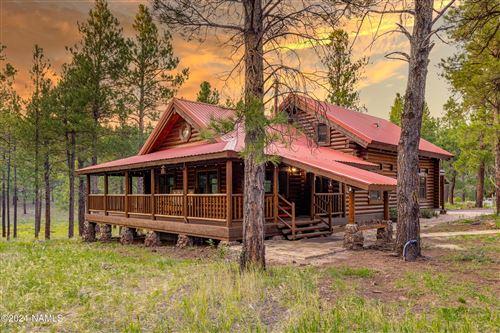 Photo of 12620 & E 12682 Lillie J Ranch Road, Parks, AZ 86018 (MLS # 187413)