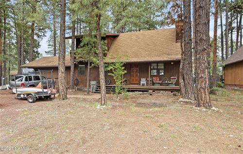 Photo of 2827 Kweo Trail, Flagstaff, AZ 86005 (MLS # 186464)