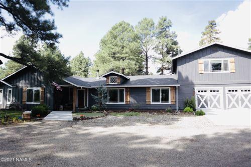 Photo of 7530 N Rain Valley Road Road, Flagstaff, AZ 86004 (MLS # 187478)