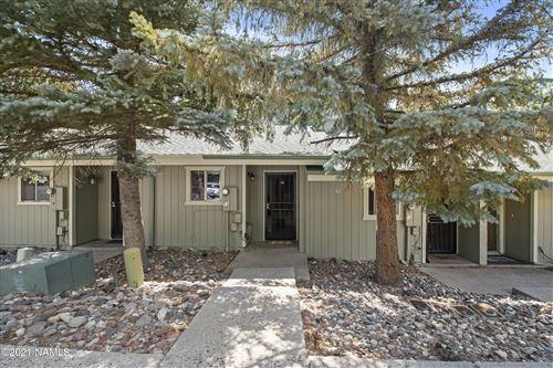Photo of 6401 N Saint Nicholas Circle #13, Flagstaff, AZ 86004 (MLS # 186526)