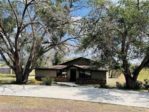 Photo of 5349 N Parson Ranch Road, Flagstaff, AZ 86004 (MLS # 187536)
