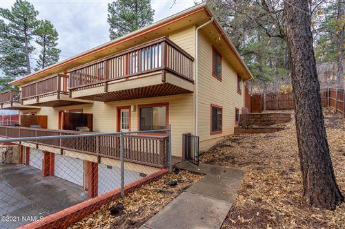 Photo of 1731 E Arrowhead Avenue #5, Flagstaff, AZ 86004 (MLS # 187545)