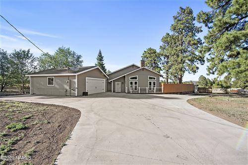 Photo of 5405 E Burris Lane, Flagstaff, AZ 86004 (MLS # 186554)