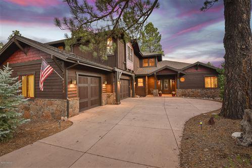 Photo of 4115 S Pack Saddle, Flagstaff, AZ 86005 (MLS # 182555)