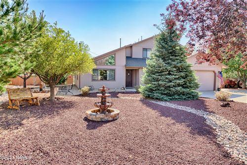 Photo of 9957 Heritage Drive, Flagstaff, AZ 86004 (MLS # 187555)