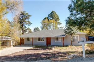 Photo of 16 S Woodlands Circle, Flagstaff, AZ 86001 (MLS # 179575)