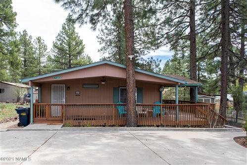 Photo of 17245 S Iron Springs Road, Munds Park, AZ 86017 (MLS # 186599)
