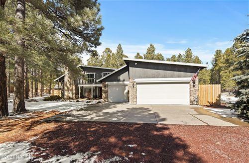 Photo of 1250 W Schultz Pass Road, Flagstaff, AZ 86001 (MLS # 184614)