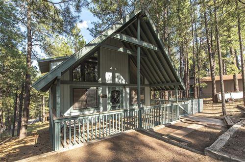 Photo of 3132 Kweo Trail, Flagstaff, AZ 86005 (MLS # 182633)
