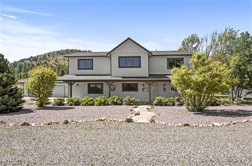 Photo of 9894 Heritage Drive, Flagstaff, AZ 86004 (MLS # 187635)
