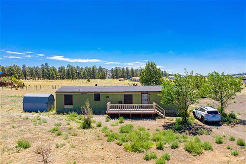 Photo of 8400 Wolf Creek Drive, Flagstaff, AZ 86004 (MLS # 182653)