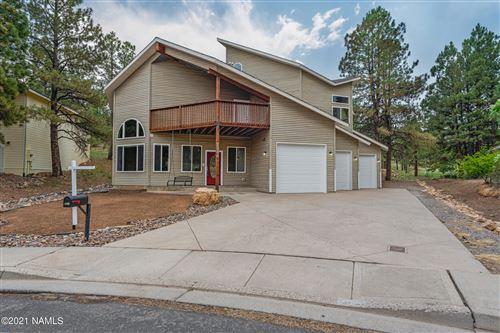 Photo of 2306 N Colter Drive, Flagstaff, AZ 86004 (MLS # 186653)