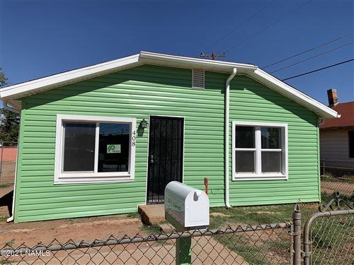 Photo of 408 E Aspinwall Street, Winslow, AZ 86047 (MLS # 187660)