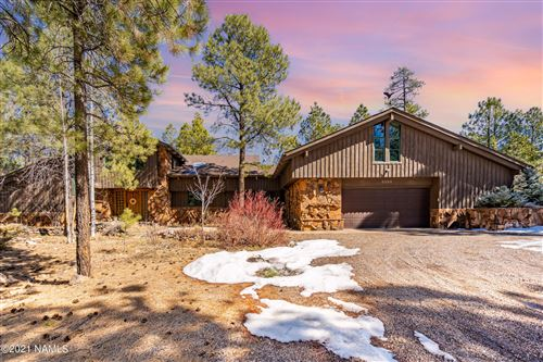 Photo of 6900 W Naval Observatory Road, Flagstaff, AZ 86001 (MLS # 184670)
