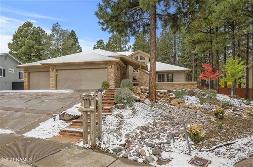 Photo of 2255 N Bristlecone Drive, Flagstaff, AZ 86004 (MLS # 187676)