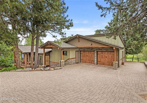 Photo of 2410 N Southern Hills Drive, Flagstaff, AZ 86004 (MLS # 186698)