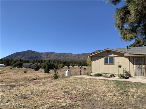 Photo of 9185 N Silver Saddle Drive, Flagstaff, AZ 86004 (MLS # 187703)