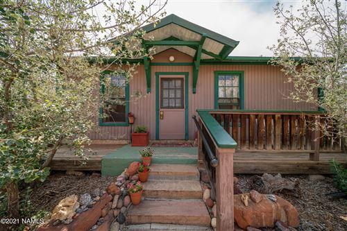 Photo of 5312 N Copley Road, Flagstaff, AZ 86004 (MLS # 186747)