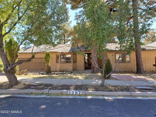 Photo of 1297 E Appalachian Road, Flagstaff, AZ 86004 (MLS # 187748)