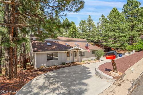 Photo of 4472 E Rustic Knolls Lane, Flagstaff, AZ 86004 (MLS # 186812)
