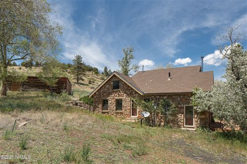 Photo of 11480 N Homestead Lane, Flagstaff, AZ 86004 (MLS # 184813)