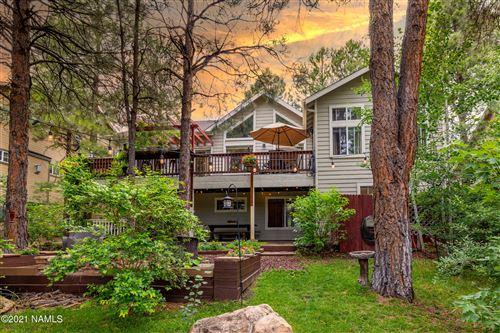 Photo of 1402 W Lil Ben Trail, Flagstaff, AZ 86005 (MLS # 186823)