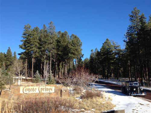 Photo of 2868 N Creekside Drive #Lot 13, Flagstaff, AZ 86001 (MLS # 179828)