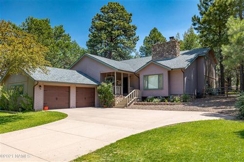 Photo of 4533 E Flintwood Lane, Flagstaff, AZ 86004 (MLS # 186910)