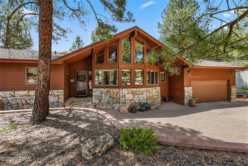 Photo of 5175 E Hickory Drive, Flagstaff, AZ 86004 (MLS # 185967)