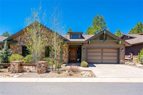 Photo of 1498 E Castle Hills Drive, Flagstaff, AZ 86005 (MLS # 181996)