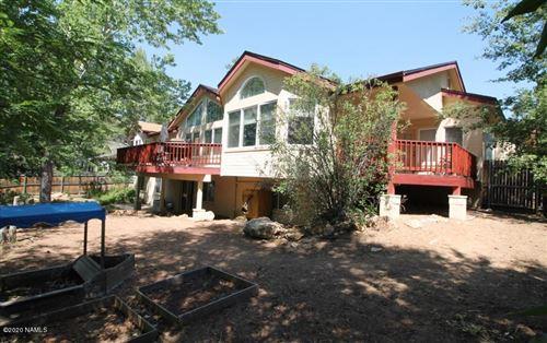 Photo of 931 N Hulet Lane, Flagstaff, AZ 86004 (MLS # 181998)
