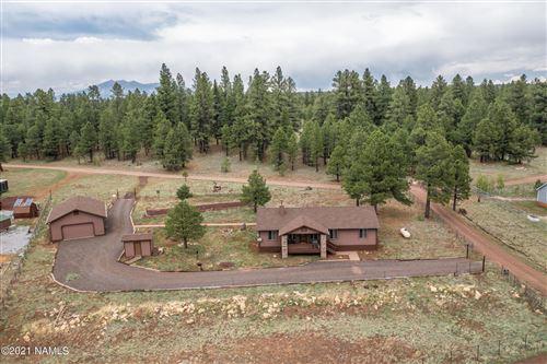 Photo of 5090 Big Game Trail, Flagstaff, AZ 86005 (MLS # 185999)