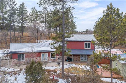 Photo of 12619 Hot Brook Canyon Road, Hot Springs, SD 57747 (MLS # 67390)