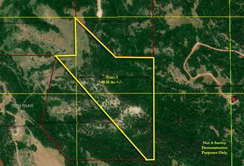 Photo of TBD Middle Fork Road, Devils Tower, WY 82714 (MLS # 64790)