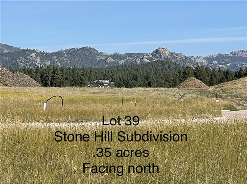 Photo of Lot 39 Stone Hill, Custer, SD 57730 (MLS # 69850)