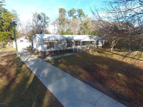 Photo of 133 Harriett Lane, Pollocksville, NC 28573 (MLS # 100196001)